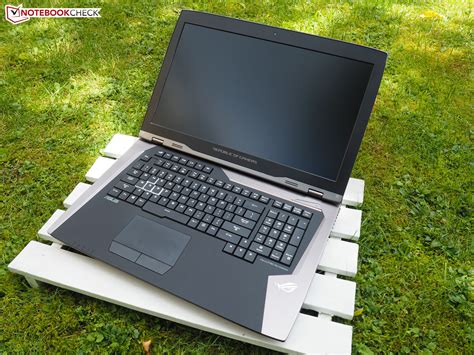 Laptop Asus Gx800 asus rog gx800 notebook preview notebookcheck net reviews