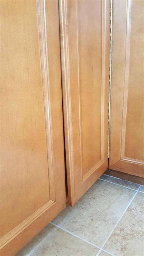 hometalk how to fix warped kitchen cabinet doors