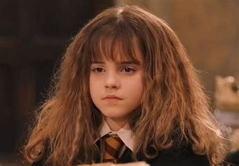 hermione granger in the 1st movoe from author to director a tough transition the