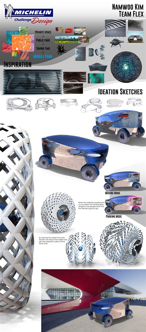 michelin challenge design 2014 for ccs the winners car 2014 college for creative studies designs michelin