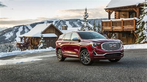 park gmc we reviewed the 2018 gmc terrain while test driving in