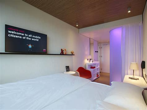 citizenM London Shoreditch London online booking ViaMichelin
