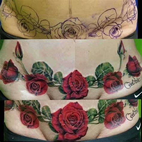 tattoos designs to cover tummy tuck scar 25 best ideas about tummy tuck on