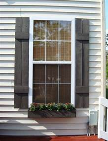 Black Exterior Windows Ideas Interesting Exterior Window Shutters For Sweet Home Design Ruchi Designs