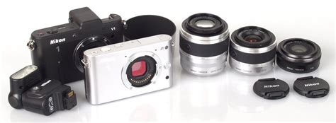 Lensa Nikon V1 sistem kamera mungil nikon v1 j1