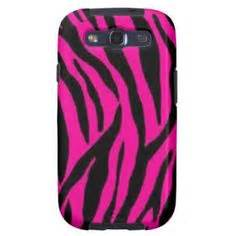 Flip Cover Samsung S4 Zebra Pattern In Pink phone cases by maggiegleason33 on galaxy