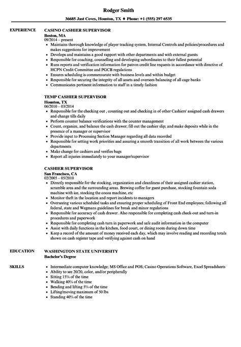format cv pending desa resume sles cashier etame mibawa co