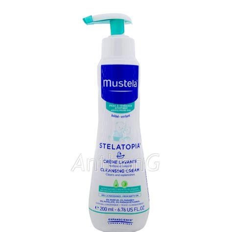 Mustela Stelatopia Cleansing mustela stelatopia cleansing cream sale