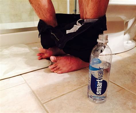 muslim water bottle bathroom smartwater downgraded to dumb lota
