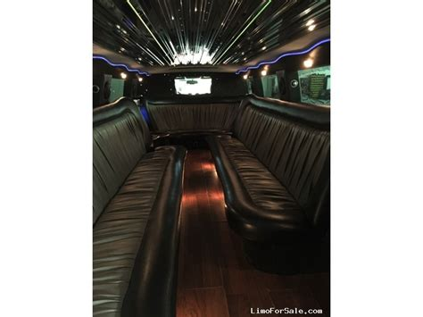 Detox Wrap Raleigh Nc by Used 2004 Hummer H2 Suv Stretch Limo Raleigh
