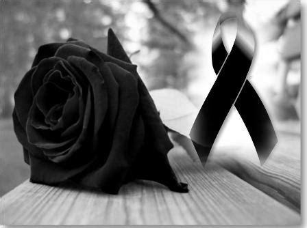 imagenes de luto con reflexión im 225 genes de rosas negras y lazos negros de luto para