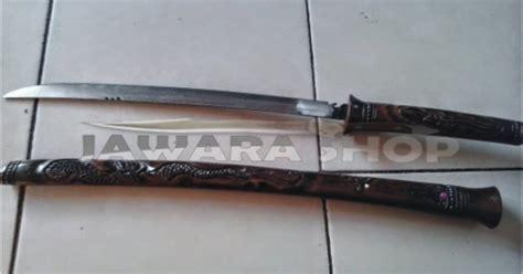 Pisau Tongkat Ukir Wayang Jbld2226 pedang samurai handmade ukiran naga kode js 13 jawara sae etnic