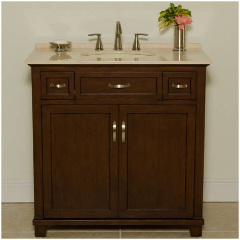 Bargain Bathroom Vanities B I Direct Imports Jackson 36 Quot Traditional Single Sink Bathroom Vanity 1017s At