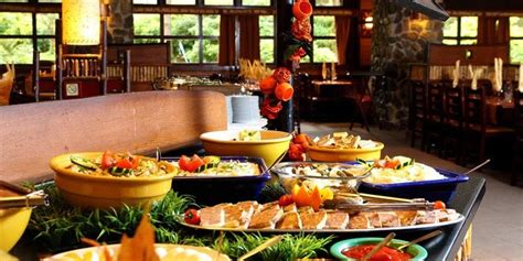 Attrayant Type De Chambre D Hotel #4: sequoia-lodge-buffet-700x351.jpg