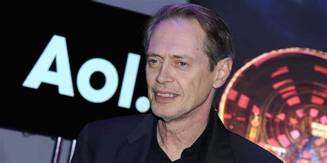 park bench steve buscemi you ll never believe who made steve buscemi nervous on his new web series park bench
