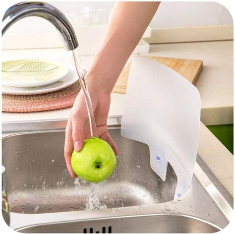 kitchen sinks with backsplash sink splash guard plastic in decor kitchen splash guard reviews online shopping kitchen