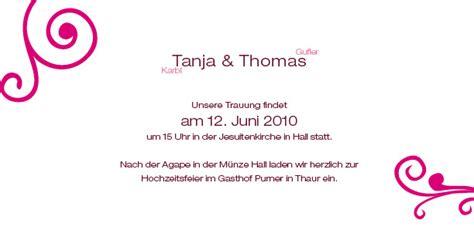 Hochzeitseinladung 3 Teilig by Hochzeitseinladung Ornamente En Vogue Pink