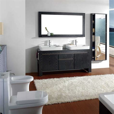 White Wood Framed Bathroom Mirrors by Things You T Known Before About Bathroom Vanity