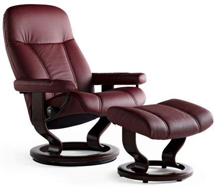 back saver classic recliner stressless diplomat small consul recliner chair ergonomic