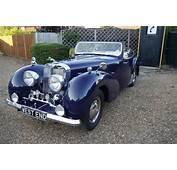 Triumph Roadster 2000 1949 With Dicky Seats Classic Car