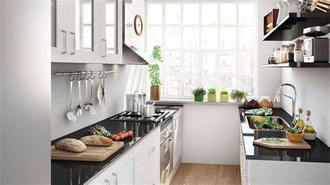 nueve ideas  sacar mas partido  una cocina pequena