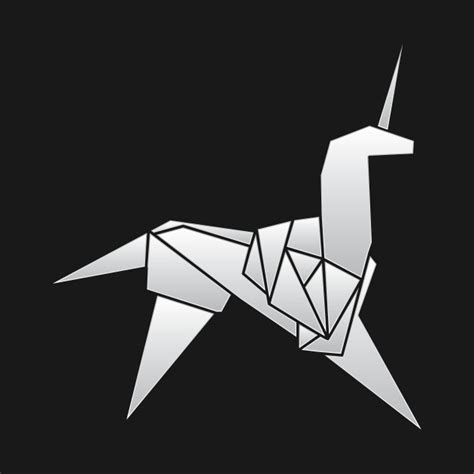 Blade Runner Origami - blade runner origami unicorn blade runner t shirt