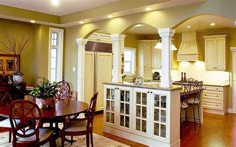 Combined Kitchen And Dining Room Kitchen Dining Room Combo Remodel Kitchen Pinterest