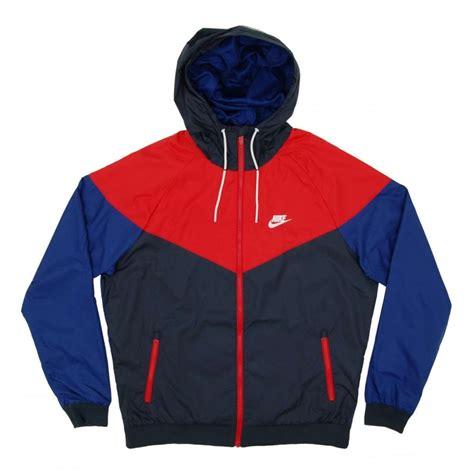 Jaket Nike Sweater Nike nike windrunner s jacket uk style by modernstork