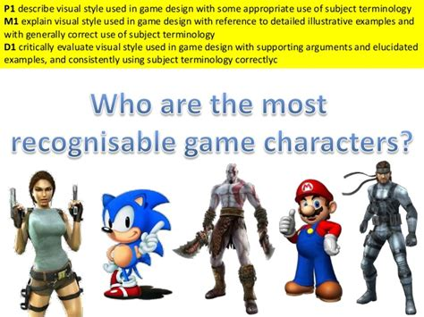 game design visual style visual styles character