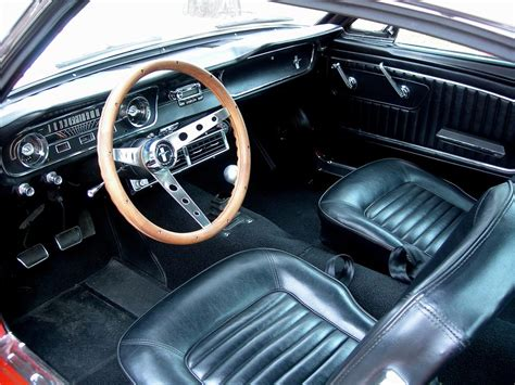 ford mustang upholstery 1965 ford mustang custom fastback 125338