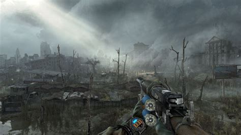 Who Needs Light by Who Needs A Hud Metro Last Light And The Return To