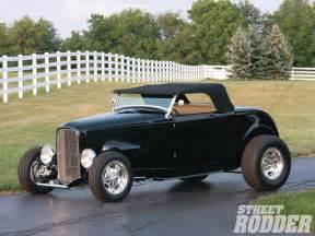 1932 Ford Highboy 1932 Ford Highboy Roadster Rod Network