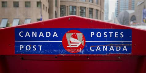 Address Canada Post Canada Post Proper Way To Address An Envelopes Postal History Cornersend Receive