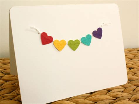 mini bunting for card mini bunting card swartley