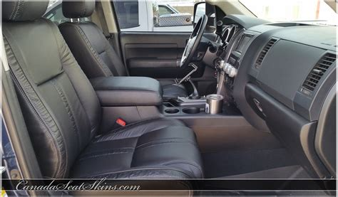 Toyota Tundra Leather Seats 2007 2013 Toyota Tundra Limited Edition Leather Upholstery
