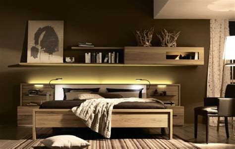 Headboards With Built In Lights by Beautiful Beds With Headboards Home Designs Project