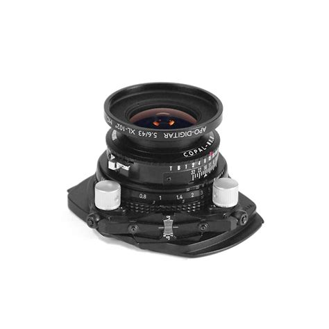 swing and tilt lens wts 843 tilt swing cambo