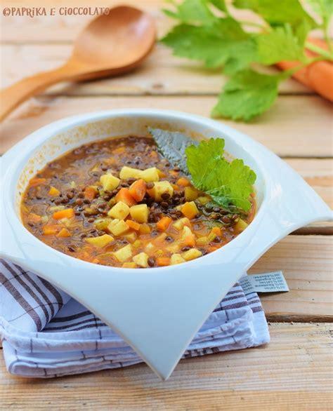 minestra sedano e patate minestra di lenticchie e patate paprika e cioccolato