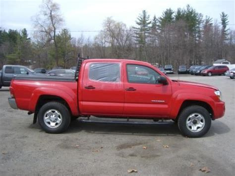 2008 Toyota Tacoma 4 Door For Sale Sell Used 2008 Toyota Tacoma Base Crew Cab 4 Door 4