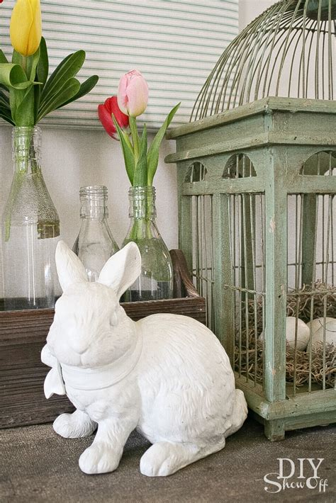 nesting place diy home decor blogs spring mantel decorating diy show off diy decorating