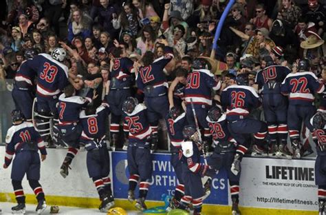 minnesota high school hockey sections orono ousts breck in section 2a
