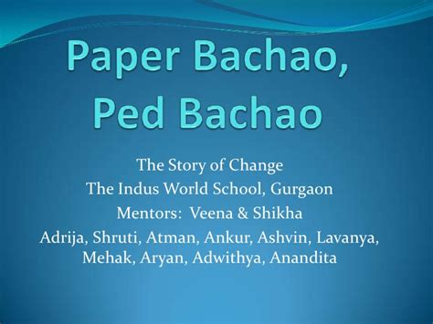 Ped Bachao Essay by Paryavaran Bachao Essay In Durdgereport338 Web Fc2