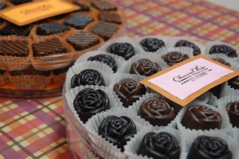 chocachic chocolates kek dan coklat di pasir