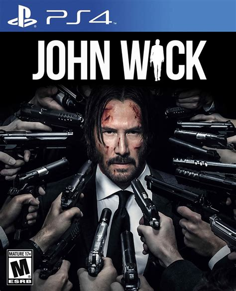 Download John Wick Chapter 2 john wick video game cover by thecunningcondor on deviantart