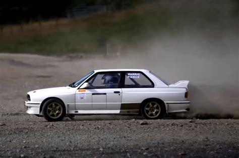 bmw m3 rally chris harris building the e30 m3 rally car