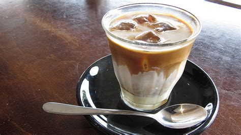 how to make the iced coffee at home