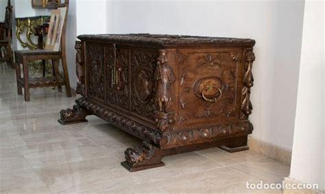 mueble baul mueble ba 250 l tallado comprar ba 250 les antiguos en