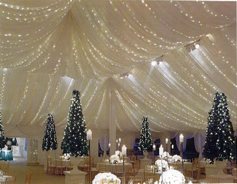 Large Ceiling Decorations by Wedding Tent Rentals Chicago Il Large Wedding Tents