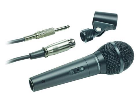 Yamaha Ym 68s Microphone Vocal Professional Cable audio technica dynamic uni xlr atr1300 gear supply