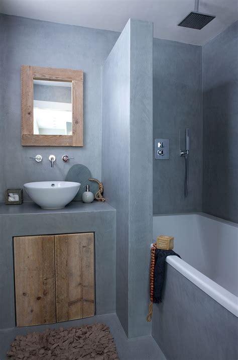 idee decoration salle de bain gain de place petite